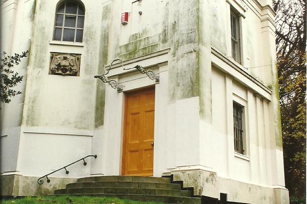ramsgate synagogue entrance photo marcus roberts