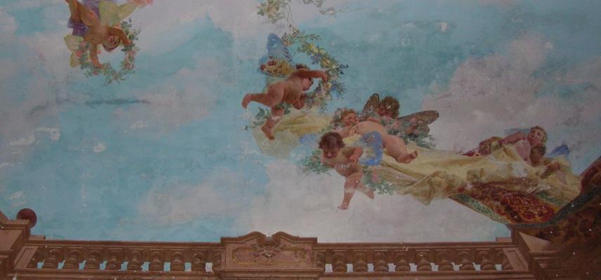 Villa Montesca sala convegni